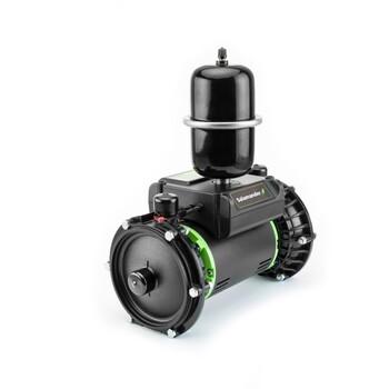 Salamander Right RP50TU Twin Shower Pump 1.5 Bar