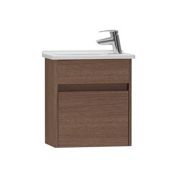 Vitra S50 53033 450 MM 1 Drawer Basin Unit Oak