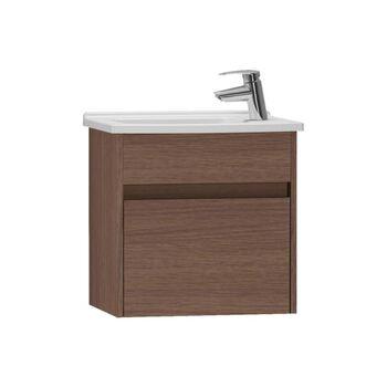 Vitra S50 53037 500 MM 1 Drawer Basin Unit Oak