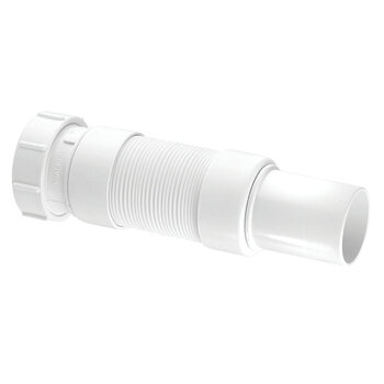 McAlpine FLEXCON6 Flexible Fitting - Universal x Plain Spigot