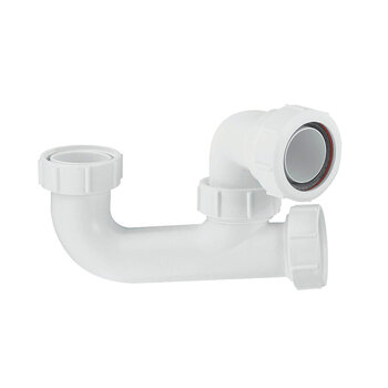McAlpine SM10 50mm Seal Bath Trap with Cleaning Eye