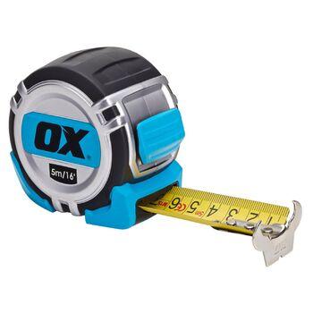 Ox Pro OX-P020905 5M Tape Measure