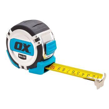 Ox Pro OX-P020908 8M Tape Measure