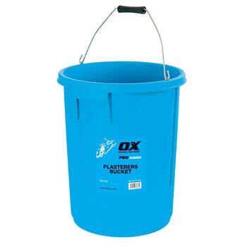 Ox Pro OX-P110825 Plasterers Mixing Bucket 25l