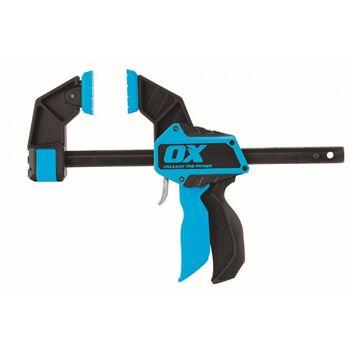 Ox Pro OX-P201206 Heavy Duty Bar Clamp 150mm