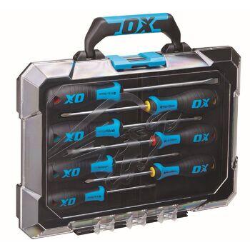 Ox Pro OX-P360207 7 Piece Screwdriver Set