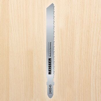 Reisser 240545 Jigsaw Blades for Wood 2.5mm x 75mm 5 Pack