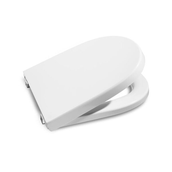 Roca Meridian-N A8012A200B Soft Close Toilet Seat & Cover