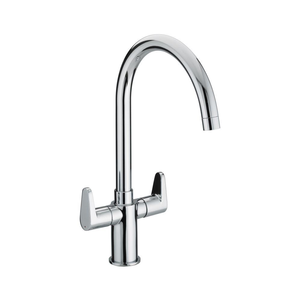 Bristan | Quest | QST SNKEF | Kitchen Sink Mixers