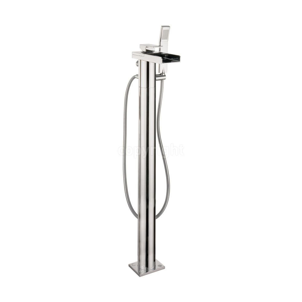 Crosswater | Water Square | WS415FC | Bath Shower Mixer