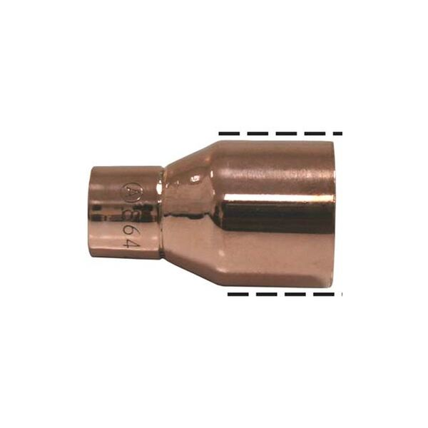 End Feed | DEF104ED | 28 To 22 MM Reducer