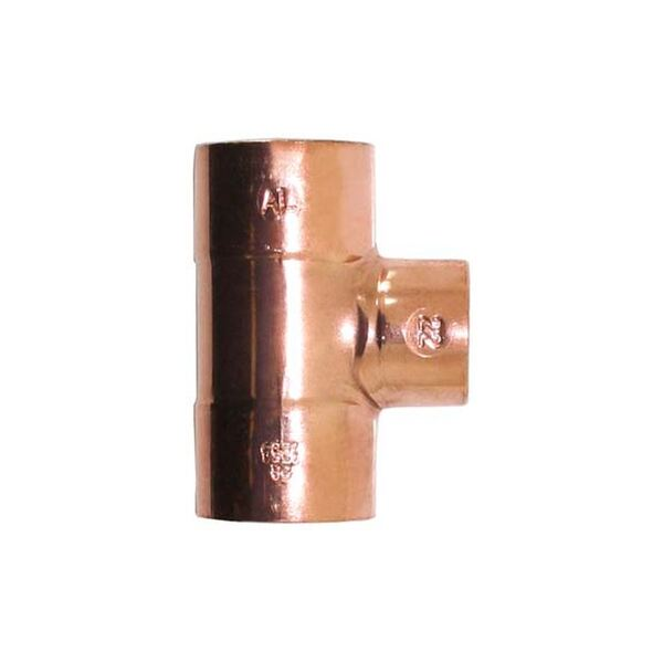 End Feed | DEF1506 | 22 To 15 X 22 MM Reducer Tee