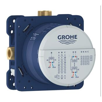 Grohe Rapido SmartBox 3560 Universal Thermostatic Mixer for Concealed Installation