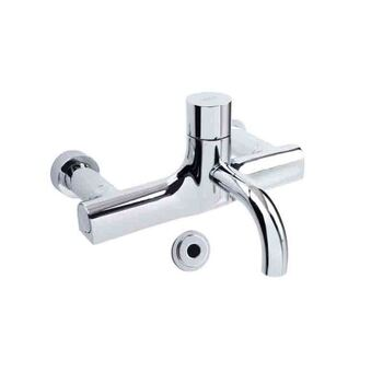 Inta HTM64 HTMWMMRS Wall Mounted Mains Infra Red Thermostatic Tap with Detachable Spout