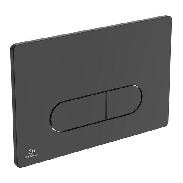 Ideal Standard OLEAS P1 R0116A6 Black Dual Flush Plate