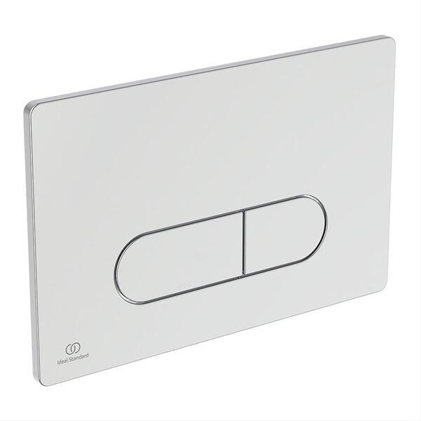 Ideal Standard OLEAS P1 R0116AA Chrome Dual Flush Plate