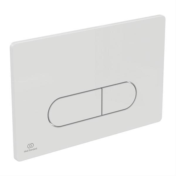 Ideal Standard OLEAS P1 R0116AC White Dual Flush Plate